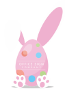 Office Sign Company Egg Hunt Discount Code